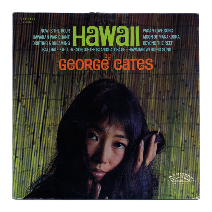 George Cates – Hawaii album art