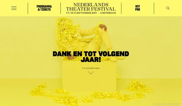 Nederlands Theater Festival 2018 5