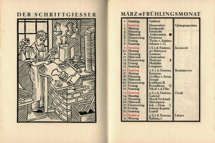 Klingspor-Kalender 1924 2