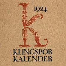 <cite>Klingspor-Kalender 1924</cite>