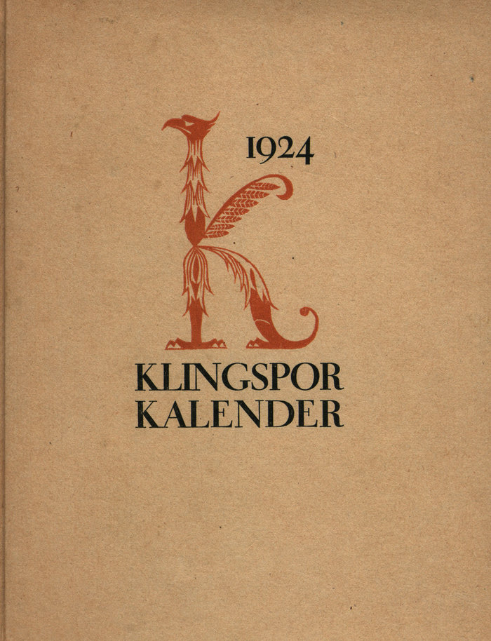 Klingspor-Kalender 1924 4