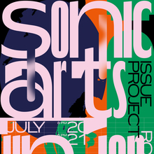 <cite>Sonic Arts Union</cite>, Issue Project Room, New York