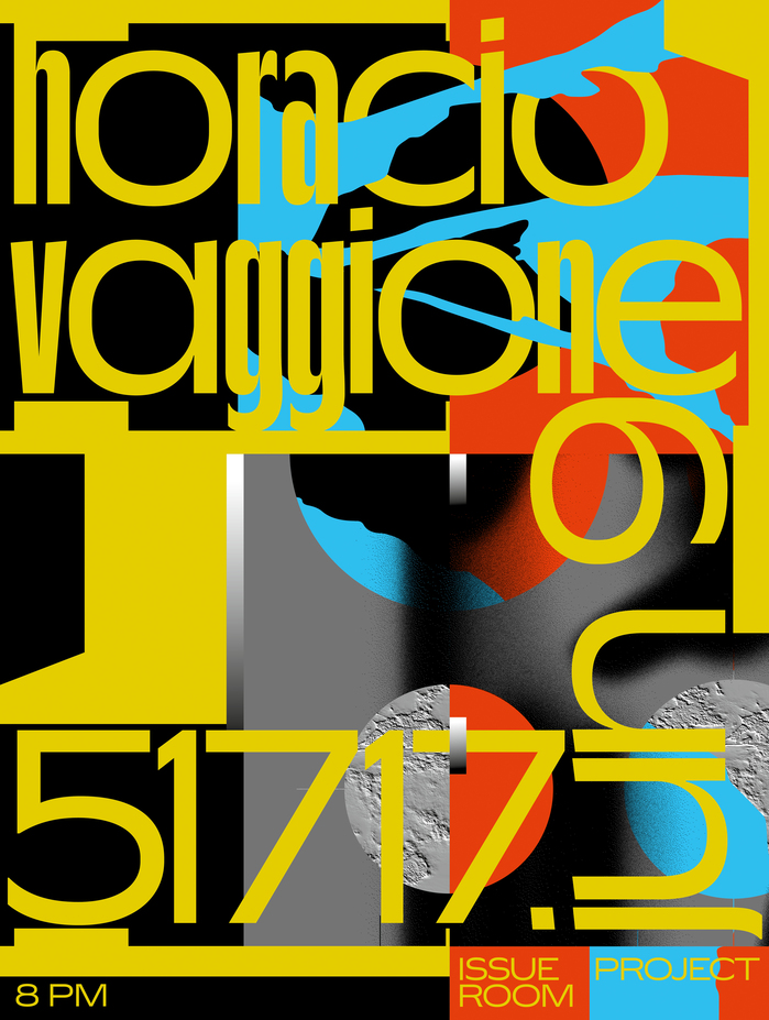 Horacio Vaggione & 51717, Issue Project Room, New York 1