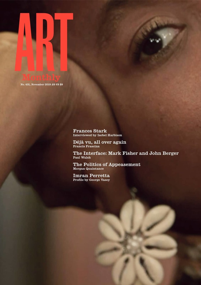 Art Monthly magazine, UK 2
