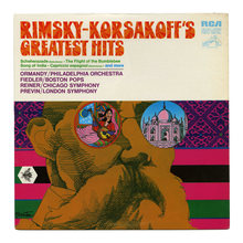 <cite>Rimsky-Korsakoff's Greatest Hits </cite>album art