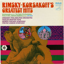 <cite>Rimsky-Korsakoff's Greatest Hits</cite>