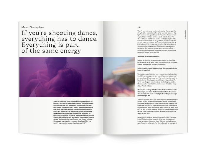 The Light Observer magazine 6