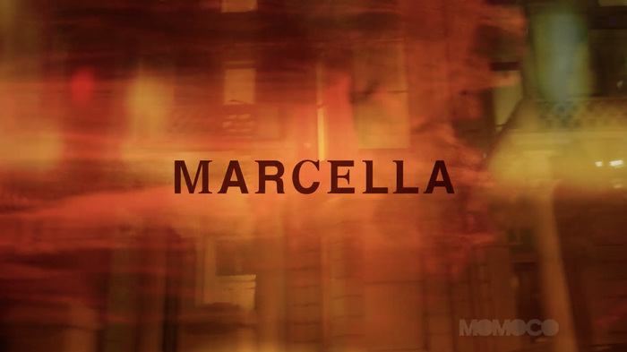 Marcella opening titles