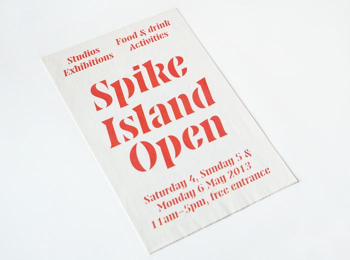 Spike Island Open 1