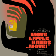 "<cite>Move little hands … ""Move!""</cite>, Kunsthalle im Lipsiusbau"