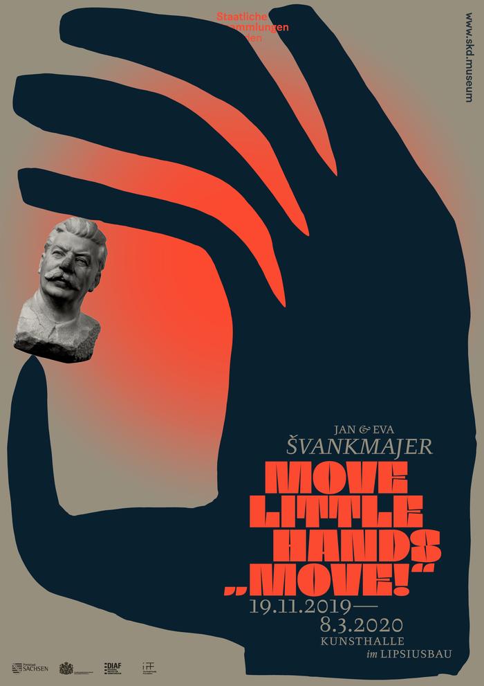 "Move little hands … ""Move!"", Kunsthalle im Lipsiusbau 2"