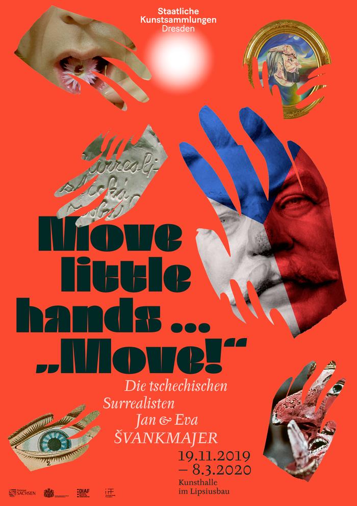 "Move little hands … ""Move!"", Kunsthalle im Lipsiusbau 3"
