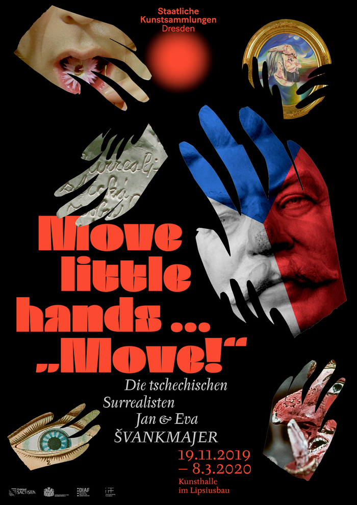 "Move little hands … ""Move!"", Kunsthalle im Lipsiusbau 4"