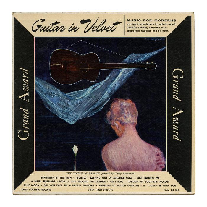 Guitar In Velvet (Grand Award)