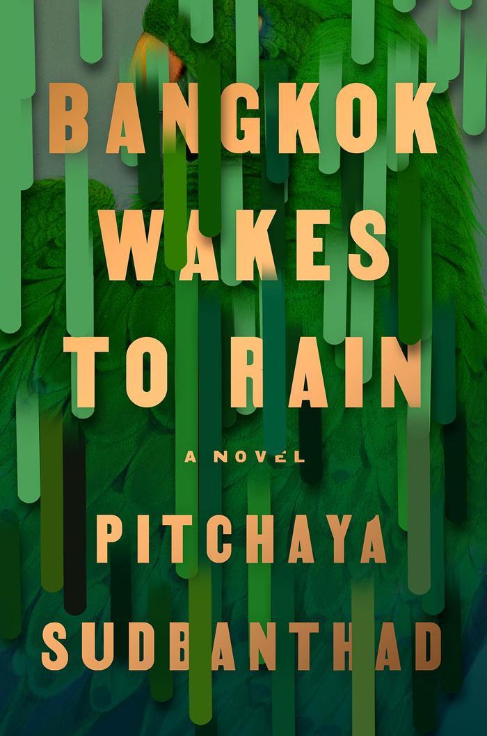 Bangkok Wakes to Rain by Pitchaya Sudbanthad, Riverhead 1