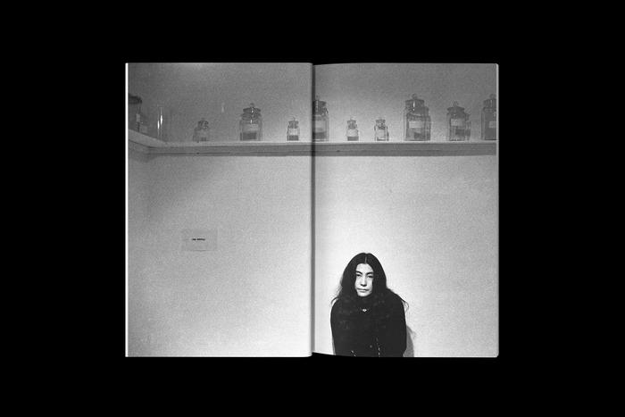 Yoko Ono – Growing Freedom exhibition and catalog 3