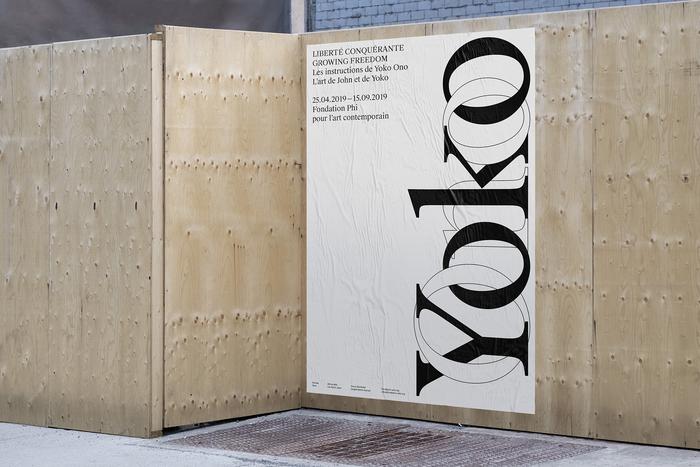 Yoko Ono – Growing Freedom exhibition and catalog 11