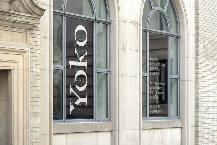 Yoko Ono – Growing Freedom exhibition and catalog 13