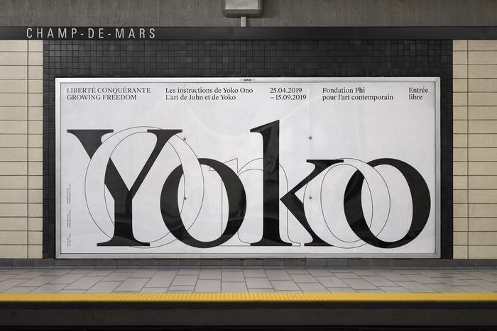 Yoko Ono – Growing Freedom exhibition and catalog 15