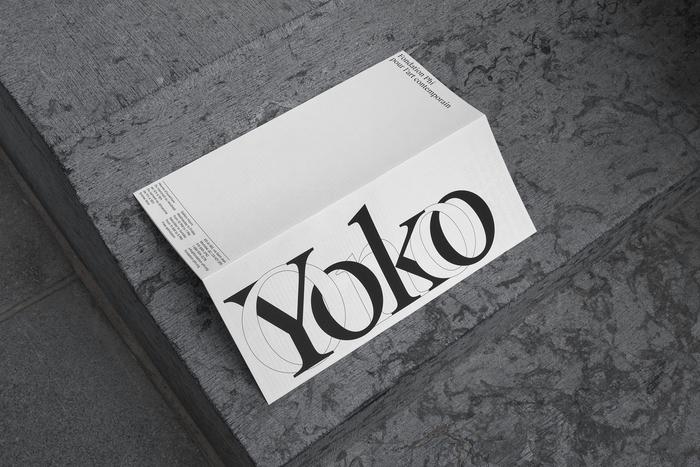 Yoko Ono – Growing Freedom exhibition and catalog 18