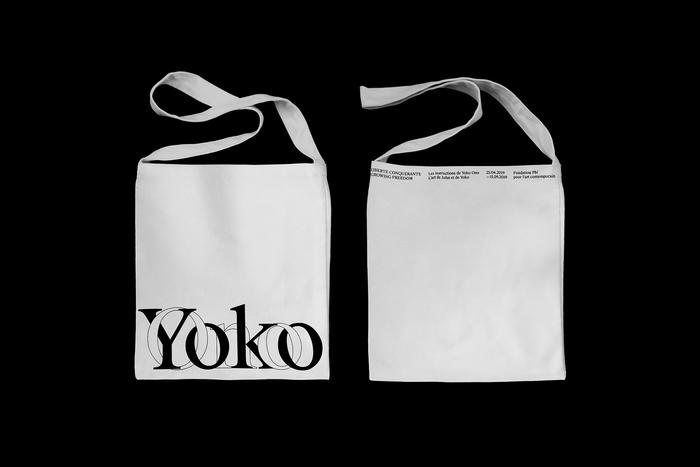 Yoko Ono – Growing Freedom exhibition and catalog 20