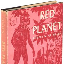 <cite>Red Planet</cite> by Robert A. Heinlein (Scribner's)