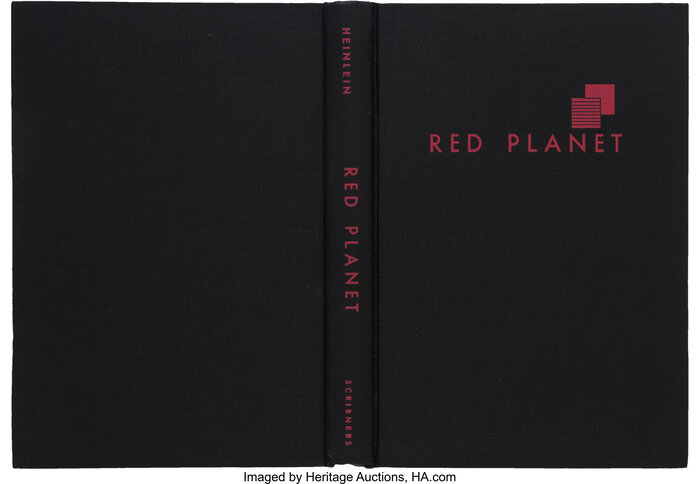 Cover and spine