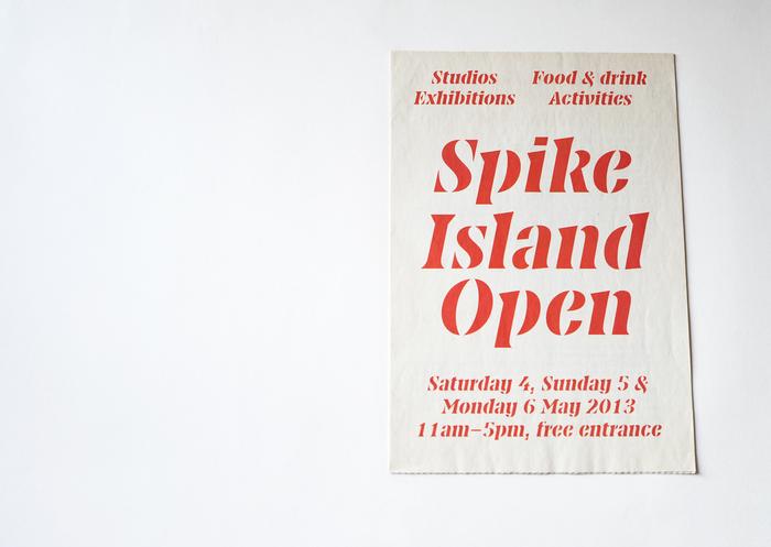 Spike Island Open 3