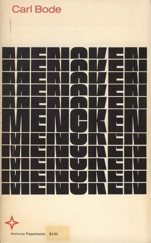 Mencken by Carl Bode 2