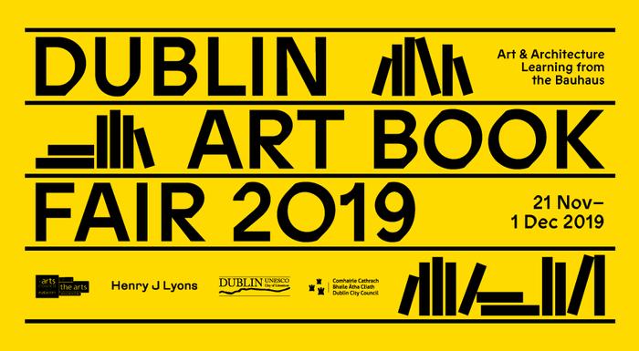 Dublin Art Book Fair 2018 and 2019 1