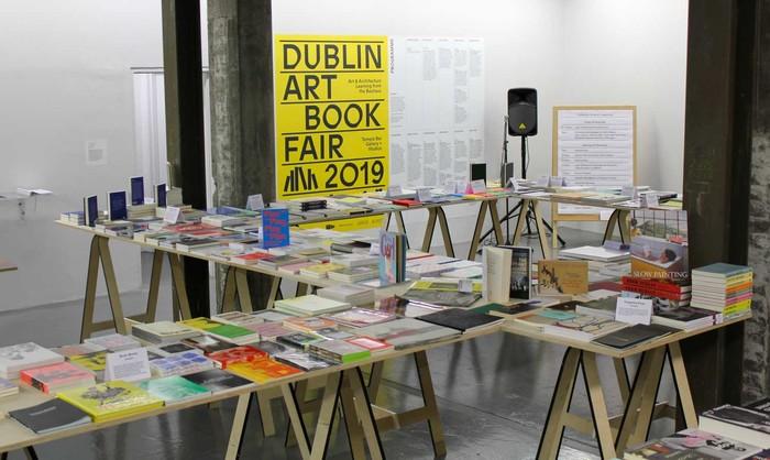 Dublin Art Book Fair 2018 and 2019 2