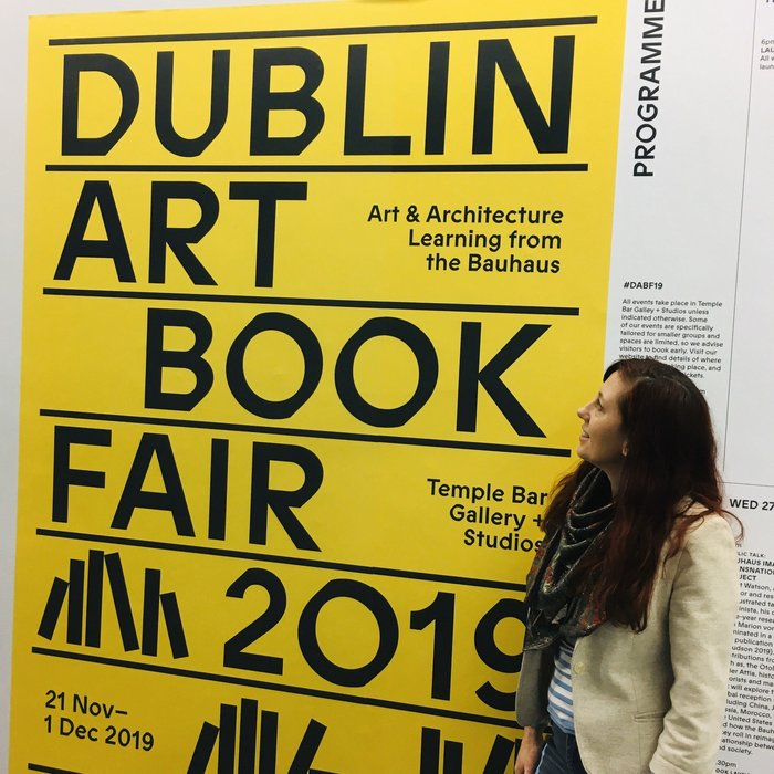 Dublin Art Book Fair 2018 and 2019 3
