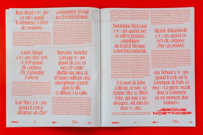 "Revue & Corrigée #121 – ""XXX"" special 30th anniversary issue 11"