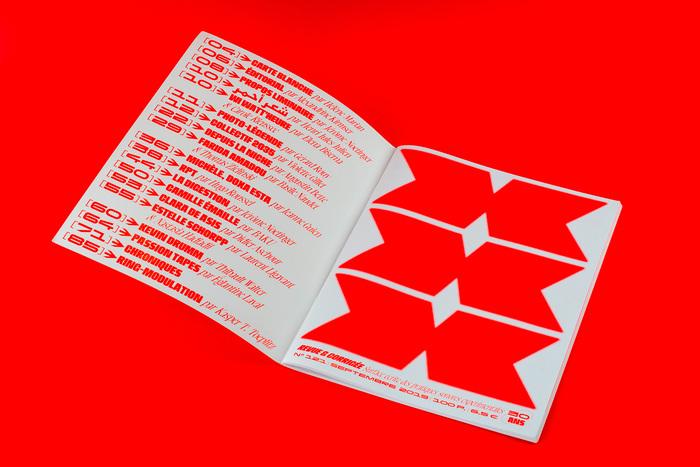 "Revue & Corrigée #121 – ""XXX"" special 30th anniversary issue 5"
