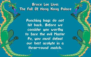Bruce Lee Lives: The Fall Of Hong Kong Palace 3