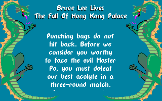 Bruce Lee Lives: The Fall Of Hong Kong Palace 3