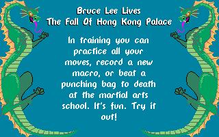 Bruce Lee Lives: The Fall Of Hong Kong Palace 6