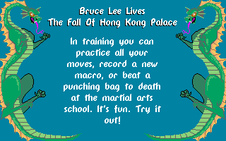 Bruce Lee Lives: The Fall Of Hong Kong Palace 6