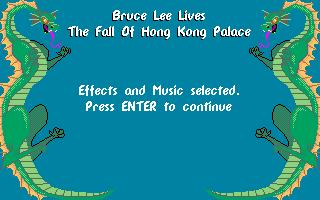Bruce Lee Lives: The Fall Of Hong Kong Palace 10