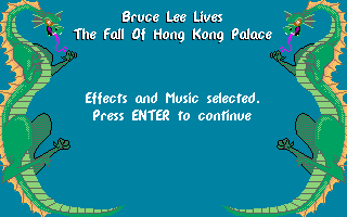 Bruce Lee Lives: The Fall Of Hong Kong Palace 10
