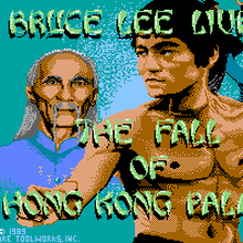<cite>Bruce Lee Lives: The Fall Of Hong Kong Palace</cite>