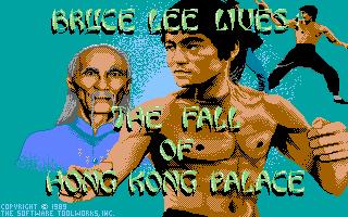 Bruce Lee Lives: The Fall Of Hong Kong Palace 12