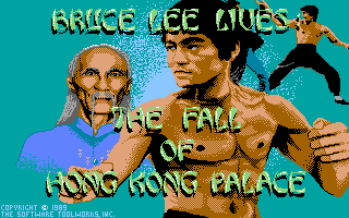 Bruce Lee Lives: The Fall Of Hong Kong Palace 12