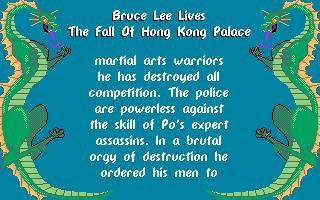 Bruce Lee Lives: The Fall Of Hong Kong Palace 13