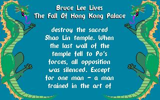 Bruce Lee Lives: The Fall Of Hong Kong Palace 14