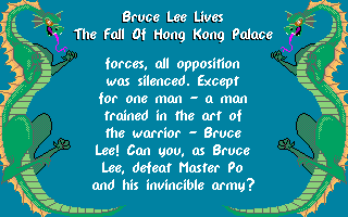 Bruce Lee Lives: The Fall Of Hong Kong Palace 15