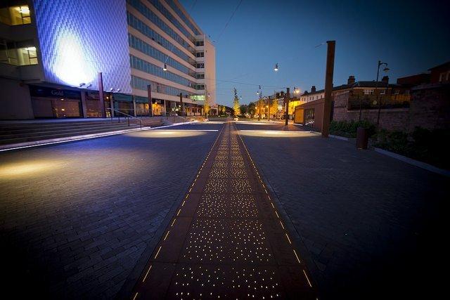 Poem at Golden Square, Birmingham 4