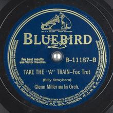 """Take The 'A' Train"" – Glenn Miller and His Orchestra"