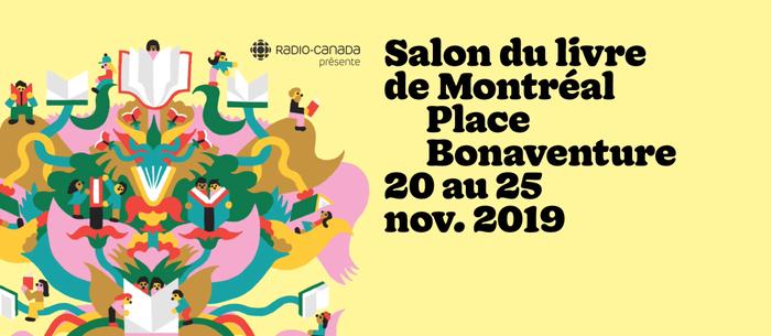 Salon du livre de Montréal 2019 1