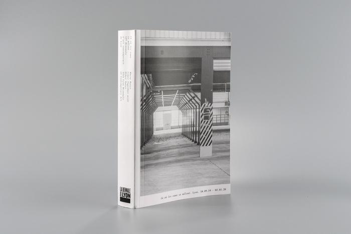 Lyon Contemporary Art Biennale catalog 1